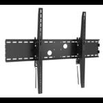 "Inland 05423 100"" Black flat panel wall mount"