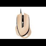 Sharkoon SHARK Force mice USB Optical 1600 DPI Right-hand