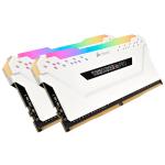 Corsair Vengeance CMW16GX4M2C3200C16W 16GB DDR4 3200MHz memory module