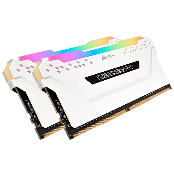 Corsair Vengeance CMW16GX4M2C3200C16W memory module 16 GB 2 x 8 GB DDR4 3200 MHz