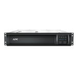 APC Smart-UPS 750VA Line-Interactive 750VA 4AC outlet(s) Rackmount Black uninterruptible power supply (UPS)