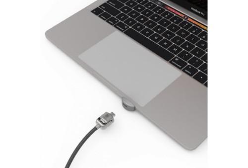 Maclocks UNVMBPRLDG01KL cable lock Black,Silver