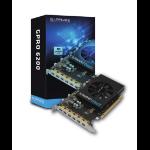 Sapphire GPRO 6200 AMD 4 GB GDDR5