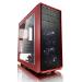 Fractal Design Focus G Midi Tower Black,Red