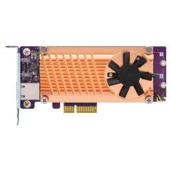 QNAP QM2-2P10G1TA interfacekaart/-adapter M.2,RJ-45 Intern
