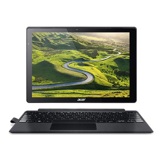 "Acer Switch Alpha 12 SA5-271P-781S 2.5GHz i7-6500U 12"" Touchscreen Black"