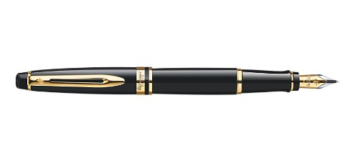 Waterman Expert fountain pen Black 1 pc(s)