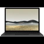 "Microsoft Surface Laptop 3 Black Notebook 38.1 cm (15"") 2496 x 1664 pixels Touchscreen 10th gen Intel® Core™ i7 16 GB LPDDR4x-SDRAM 512 GB SSD Windows 10 Pro"