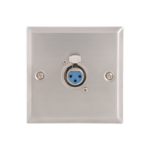 AV Link 122.316UK socket-outlet XLR Grey