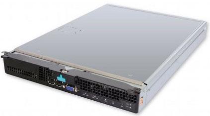 Intel MFS5520VIBR server barebone Rack (1U) Black,Grey
