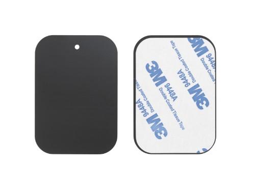 eSTUFF MagnIQ Metal Plates 2 pcs Passive holder Mobile phone/Smartphone Metallic