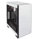 Corsair Carbide Clear 400C Midi-Tower White computer case