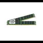 Crucial 32 GB DDR4-2400 VLP 32GB DDR4 2400MHz ECC memory module