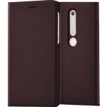 "Nokia CP-308 funda para teléfono móvil 14 cm (5.5"") Folio Rojo"