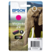 Epson Elephant Cartucho 24 magenta (etiqueta RF)