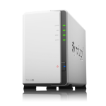 Synology DS216SE/20TB-REDPRO 2 Bay NAS