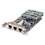 Hewlett Packard Enterprise MSR 2 FXS +1 FXO Voice Interface SIC Module networking card