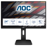 AOC P1 24P1 PC Flachbildschirm 60,5 cm (23.8 Zoll) 1920 x 1080 Pixel Full HD LED Schwarz