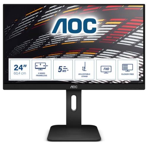 AOC P1 24P1 computer monitor 60.5 cm (23.8