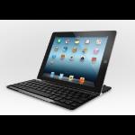 Logitech Ultrathin Keyboard Cover Bluetooth QWERTZ German Black mobile device keyboard