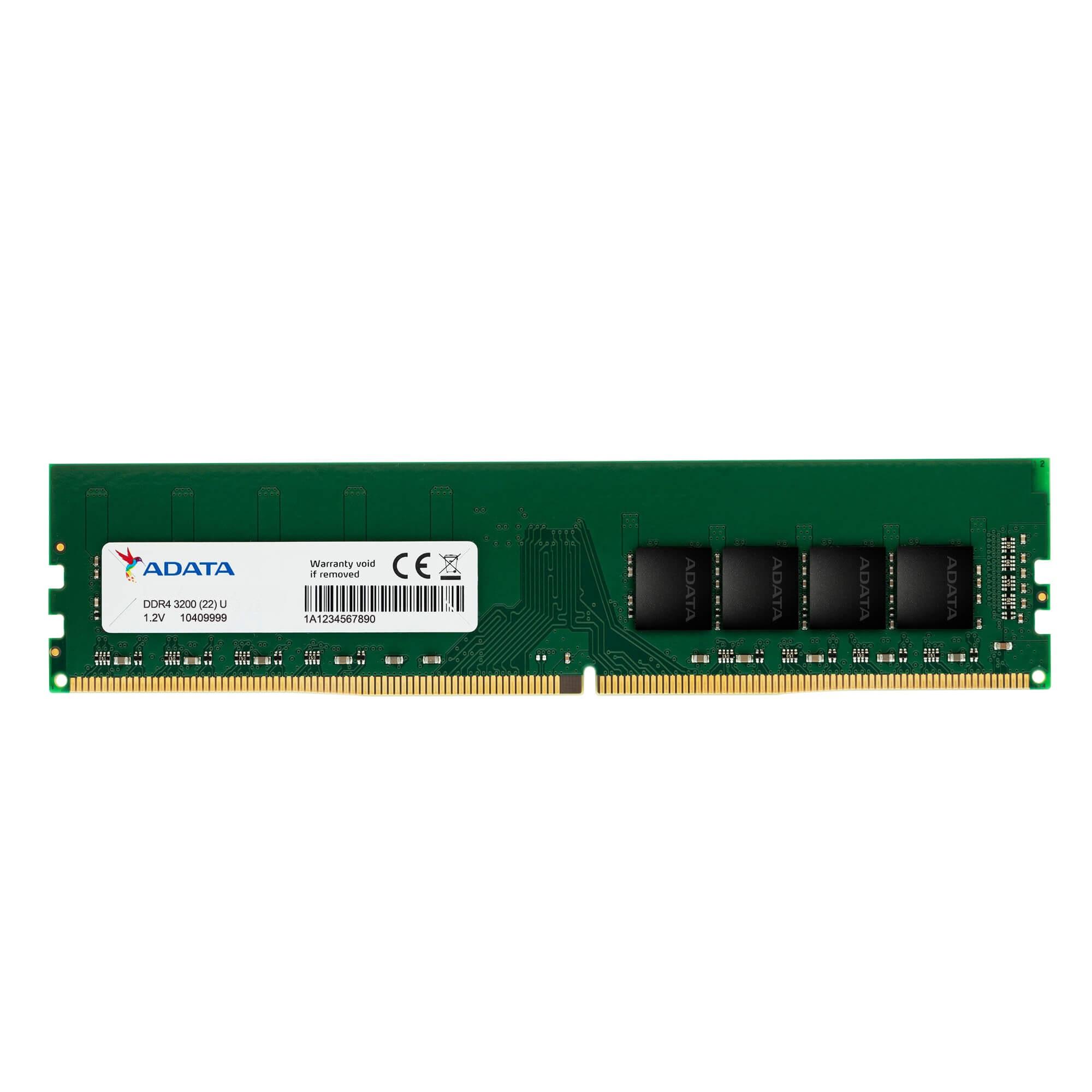 ADATA AD4U320032G22-SGN memory module 32 GB 1 x 32 GB DDR4 3200 MHz