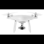 DJI Phantom 4 Advanced 4rotors Quadcopter 20MP 4096 x 2160pixels 5870mAh White camera drone