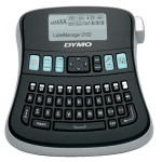 DYMO LabelManager 210D Direct thermal 180 x 180DPI Black,Silver label printer