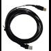Honeywell 59-59084-N-3 cable USB 2,9 m USB A Negro