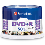 Verbatim DVD+R Life 1.7GB DVD+R 50pieza(s)
