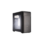 Cooler Master MasterBox Lite 3 with Window Mini-Tower Black
