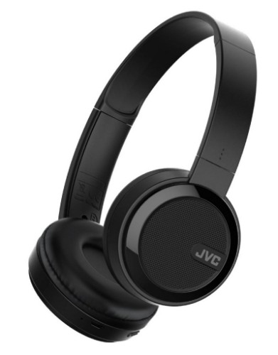 JVC HA-S40BT-B-E Headphones Head-band Black