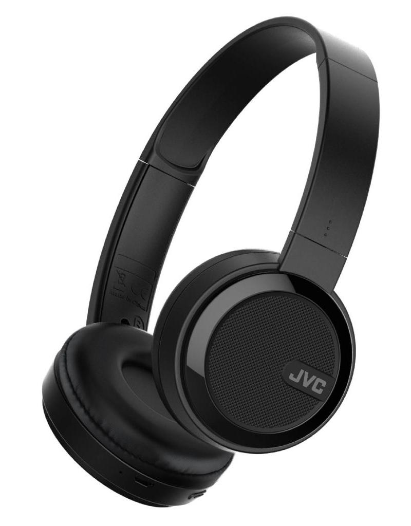 JVC HA-S40BT-B-E Headphones Head-band Black