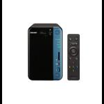 QNAP TS-253B NAS Tower Ethernet LAN Black