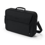 "Dicota Eco Multi Plus BASE notebook case 43.9 cm (17.3"") Briefcase Black"
