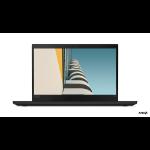 """Lenovo ThinkPad T495 Black Notebook 35.6 cm (14"""") 1920 x 1080 pixels AMD Ryzen 7 PRO 16 GB DDR4-SDRAM 512 GB SSD Wi-Fi 5 (802.11ac) Windows 10 Pro"""