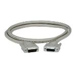 """Black Box DB15/DB15, 0.6-m serial cable Grey 23.6"""" (0.6 m)"""