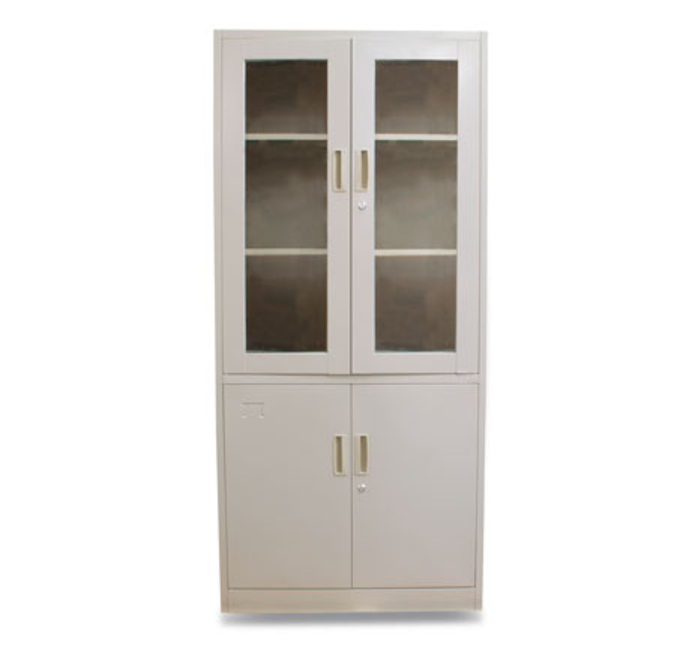 Reliance Medical Relequip Storage Cabinet White DD