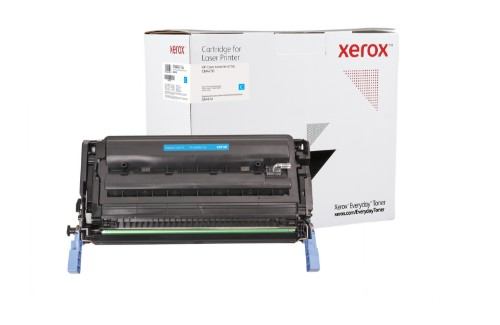Xerox 006R04156 compatible Toner cyan, 12K pages (replaces HP 644A)