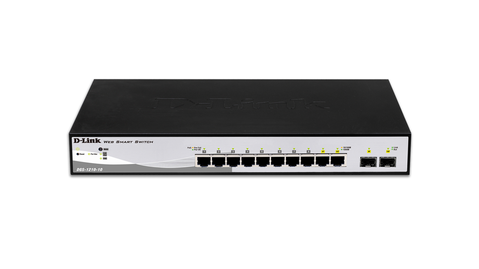 D-Link DGS-1210-10 network switch