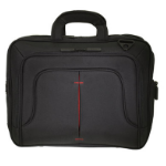 "Eco Style Tech Pro TopLoad 16.1"" Sleeve case Black,Red"
