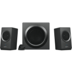 Logitech Z337 2.1channels 40W Black speaker setZZZZZ], 980-001262