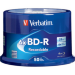 Verbatim 98397 25GB BD-R 50pcs read/write blu-ray disc (BD)