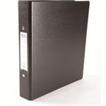 Elba 100082442 folder A5 PVC Black