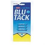 Bostik Blu Tack Mastic Adhesive Handy Pack 60g PK12