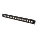 Digitus DN-91400 1U patch panel