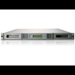 Hewlett Packard Enterprise StoreEver 1/8 G2 LTO-5 Ultrium 3000 SAS tape auto loader/library 12000 GB 1U