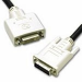 C2G 2m DVI-I M/F Dual Link Cable