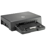 HP 2012 120W Advanced Docking Station Zwart