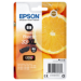 Epson Oranges Singlepack Photo Black 33XL Claria Premium Ink