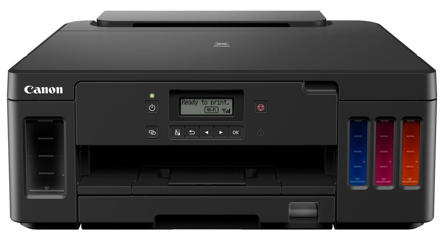 CANON PIXMA G5050 INKJET PRINTER COLOUR 4800 X 1200 DPI A4 WI-FI